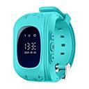 tanie Sztuczne kwiaty-Q50-G Inteligentny zegarek Android Bluetooth GPS Wielofunkcyjne Krokomierz Powiadamianie o połączeniu telefonicznym Rejestrator aktywności fizycznej Rejestrator snu Budzik / Czujnik grawitacji