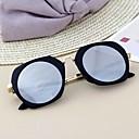 זול ילדים משקפיים-משקפיים אביב, סתיו, חורף, קיץ שרף עם קליפס מתכת יוניסקס - שחור ורוד מסמיק