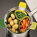 baratos Cortinas Transparentes-Utensílios de cozinha Silicone Conjuntos de ferramentas para cozinhar Para utensílios de cozinha 1pç