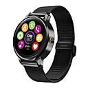 tanie Inteligentne zegarki-Inteligentny zegarek Zaprojektowany specjalne Modny design Water-Repellent Ekran dotykowy Kalendarz Krokomierze Obsługa wiadomości