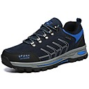 cheap Men's Athletic Shoes-Men's Suede Spring Comfort Athletic Shoes Hiking Shoes Black / Dark Blue / Dark Grey