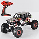tanie RC Cars-RC samochodów P1001 Samochód Terenowy / Wspinaczka samochodów / Monster Truck Bigfoot 1:10 * KM / H Pilot zdalnego sterowania / Można ładować / Elektryczny