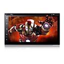 baratos DVD Player para Carros-Factory OEM 6.95 polegada 2 Din Android 7.1 Sem fio Integrado / Suporte de SD / USB para Universal Apoio, suporte / DVD-R / RW / AVI / CD