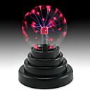 baratos Spinners de mão-Iluminação de LED / Bolas Plasma / Brinquedo Educativo Vidro Crianças Dom 1 pcs