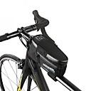 preiswerte Fahrradrahmentaschen-ROSWHEEL 1.5 L Fahrradrahmentasche Wasserdichter Reißverschluß Fahrradtasche Nylon Tasche für das Rad Fahrradtasche Radsport Radsport / Fahhrad