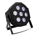 זול תאורה מודרנית-U'King תאורת במה LED DMX 512 מאסטר סלייב מופעל באמצעות הקול מופעל במוסיקה 80 ל לבית מועדון חתונה במה מסיבה חוץ מקצועי