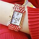 זול סט תכשיטים-בגדי ריקוד נשים שעון יד Japanese מתכת אל חלד להקה קסם זהב
