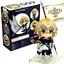 billige Anime actionfigurer-Anime Action Figurer Inspirert av Fate / Stay Night Saber 10 cm CM Modell Leker Dukke