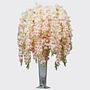 baratos Flor artificiali-Flores artificiais 1 Ramo Estilo simples Orquideas Flor de Mesa