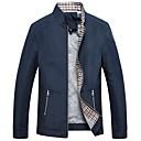 preiswerte Damen Sportschuhe-Herrn - Solide Übergrössen Jacke, Ständer Baumwolle
