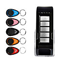 cheap Key Chains-5 in 1 Wireless Anti-lost Key Finder Locator Alarm Keychain 40m
