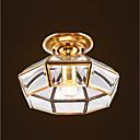 cheap Pendant Lights-ZHISHU Flush Mount Downlight - Mini Style, 110-120V / 220-240V Bulb Not Included / 5-10㎡ / E26 / E27