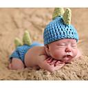 ieftine Baby Boys' One-Piece-Bebelus Băieți Simplu Mată Fără manșon Bumbac Set Îmbrăcăminte