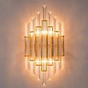 olcso Süllyesztett fali lámpák-QIHengZhaoMing Kristály / Egyszerű / Modern / kortárs Fém falikar 110-120 V / 220-240 V 40 W / E14 / E12