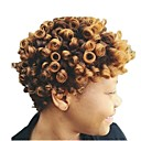 cheap Hair Braids-Braiding Hair Bouncy Curl / Kenzie Curl Pre-loop Crochet Braids Synthetic Hair 1pack, 20 roots / pack Hair Braids Short New Arrival / African Braids