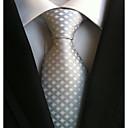 זול אביזרים לגברים-עניבת צווארון - Lattice עבודה יום יומי בגדי ריקוד גברים