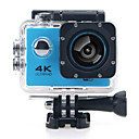 tanie Kamera sportowa-SJ7000/H9K Kamery sportowe 12 mp 2592 x 1944 Pixel / 3264 x 2448 Pixel / 2048 x 1536 Pixel Wodoodporny / Wi-Fi / 4K 60fps / 30 fps / 24fps Nie +1 / -1 / +2 2 in CMOS 32 GB H.264 Angielski / Francuski