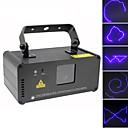 tanie Oświetlenie sceniczne-U'King Światło sceniczne laserowe DMX 512 / Master-Slave / Aktywowana Dźwiękiem 15 W na Obuwie turystyczne / Impreza / Scena Profesjonalny / a
