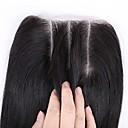 cheap Closure & Frontal-3.5x4 Closure Classic 3 Part Human Hair Daily