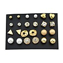 cheap Earrings-Women's Stud Earrings / Ear Cuff - Basic, Rock Gold For Daily / Date