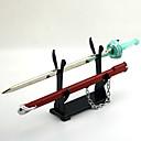 זול כפפות רכיבה על אופניים-חרב קיבל השראה מ Sword Art Online Asuna Yuuki אנימה אביזרי קוספליי חרב Chrome תחפושות ליל כל הקדושים