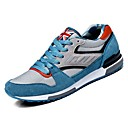 cheap Men's Sneakers-Men's PU(Polyurethane) Fall Comfort Athletic Shoes Track & Field Shoes Dark Blue / Light Blue