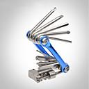 billige Tire Repair Kits-Reparasjonssett Reparasjonssett Veisykling / Fritidssykling / Utendørs Trening Karbonstål Gull / Blå