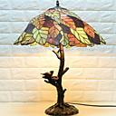 tanie Lampy stołowe-Metaliczny Tradycyjny / Classic Dekoracyjna Lampa stołowa Na Sypialnia Metal 220V
