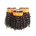 זול שזירה Remy  משיער אנושי-שיער בתולי מתולתל / קלאסי 300 g 12 חודשים יומי