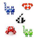 preiswerte Rubiks Würfel-Zauberwürfel Alien Glatte Geschwindigkeits-Würfel Magische Würfel Schlangenwürfel Puzzle-Würfel Klassisch Orte Geschenk Quadratisch