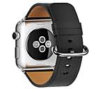 זול אביזרים שעון חכם-צפו בנד ל Apple Watch Series 3 / 2 / 1 Apple אבזם מודרני עור רצועת יד לספורט