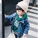 זול קאפוצ'ונים וטרנינגים לבנים-חליפה ובלייזר כותנה שרוול ארוך יומי אחיד בנים יום יומי פול