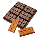 cheap Bakeware-Bakeware tools Silica Gel Baking Tool / Birthday / Valentine's Day For Cake / Chocolate / Cake Cake Molds 1pc