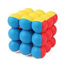 abordables Maillots Ciclismo-Cubo de rubik Alienígena 3*3*3 Cubo velocidad suave Cubos mágicos rompecabezas del cubo Brillante Competencia Regalo Chica