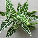 abordables Decoraciones y Diamantes Sintéticos para Manicura-Flores Artificiales 1 Rama Estilo moderno / Estilo Pastoral Plantas Flor de Mesa