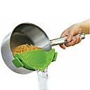 halpa Keittiövälineet-Kitchen Tools Silikoni Reikäkauha vihannesten 1kpl