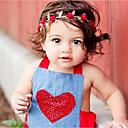 رخيصةأون للأولاد أغطية الرأس-حجم واحد أحمر اكسسوارات الشعر أُخرى للفتيات طفل صغير / رباطات شعر