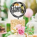 זול אספקה למסיבות-חתונה / יום הולדת אקרילי קישוטי חתונה נושא קלאסי כל העונות