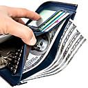 cheap Sling Shoulder Bags-Men's Bags Cowhide Coin Purse Zipper Orange / Gray / Wine
