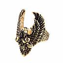 זול סיכות אופנתיות-בגדי ריקוד גברים טבעת הצהרה - 8 / 9 / 10 זהב / כסף עבור יומי / רחוב
