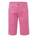 זול בגדי גולף-בגדי ריקוד גברים גולף מכנסיים קצרים ייבוש מהיר עמיד לביש נשימה גולף פעילות חוץ