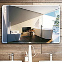 cheap Prints-Mirror Contemporary Tempered Glass 1 pc - Mirror Shower Accessories / Mirror Polished