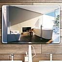 זול גאדג'טים לאמבט-מראה עכשווי זכוכית משוריינת יחידה 1 - מראה אביזרי מקלחת / מראה מלוטשת