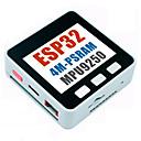 billige Zentai-M5STACK nyeste 4M-PSRAM ESP32 utviklingsbord med Mpu9250 9Dof Sensor Color LCD for Arduino Micropython med 150mAh batteri