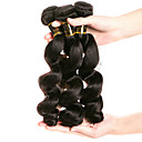 זול מטהרי אוויר לרכב-3 חבילות שיער ברזיאלי גלי משוחרר שיער אנושי טווה שיער אדם שוזרת שיער אנושי תוספות שיער אדם