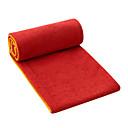 hesapli Havlu-Yoga Havlusu Kokusuz, Çevre-dostu, Kaymaz Doğal kauçuk Uyumluluk Yoga / Pilates / Bikram Kırmzı, Gri İle