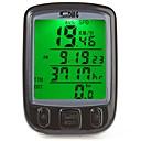 povoljno AC adapter i kabeli za napajanje-SUNDING 563A Ciklokompjutori Vodootporno Prijenosno Žičano Odometer Speedometer Biciklizam / Bicikl Mountain Bike Biciklizam