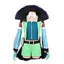 tanie Kostiumy anime-Zainspirowany przez Macross Frontier Cosplay Anime Kostiumy cosplay Garnitury cosplay Inne Długi rękaw Płaszcz / Top / Spodnie Na Męskie / Damskie Kostiumy na Halloween
