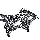 olcso Maszkok-Halloween maszkok Kerti témák Ünneő Klasszikus téma Tündérmese téma Romantika Fantacy Divat Róka Család Fonott anyag Művészi / Retro