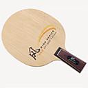 זול שולחן טניס-DHS® CW-D Ping Pang/מחבטי טניס שולחן לביש עמיד עץ 5 + 2 פחמן OFF ++ 1